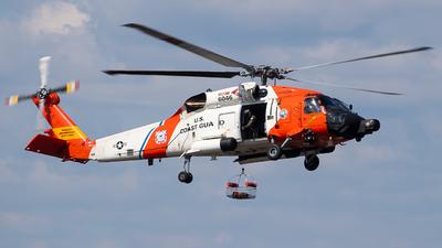 6046 - Sikorsky MH-60T Jayhawk - United States - US Coast Guard (USCG)