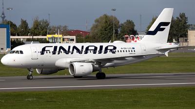 OH-LVL - Airbus A319-112 - Finnair