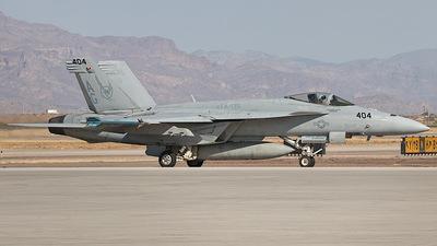 166823 - Boeing F/A-18E Super Hornet - United States - US Navy (USN)