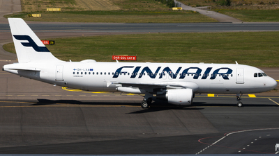 A picture of OHLXA - Airbus A320214 - Finnair - © Emil Levander