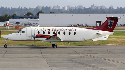 C-GCMY - Beech 1900D - Northern Thunderbird Air