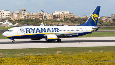 EI-FZF - Boeing 737-8AS - Ryanair