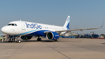 VT-ISF - Airbus A320-271N - IndiGo Airlines
