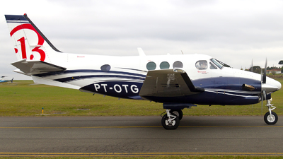 PT-OTG - Beechcraft C90A King Air - Private