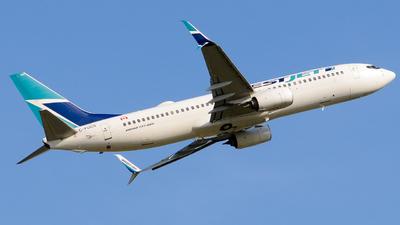 C-FUCS - Boeing 737-8CT - WestJet Airlines