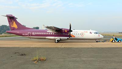 XU-236 - ATR 72-212A(500) - Cambodia Angkor Air