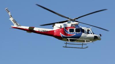 I-JAPA - Bell 412EP - Air Green