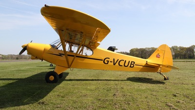 G-VCUB - Piper PA-18-150 Super Cub - Private