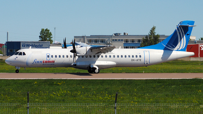 OH-ATE - ATR 72-212A(500) - Finncomm Airlines