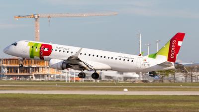 CS-TPT - Embraer 190-100LR - TAP Express