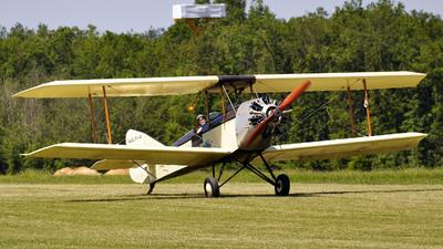 F-AZVO - Caudron C-270 Luciole - Private