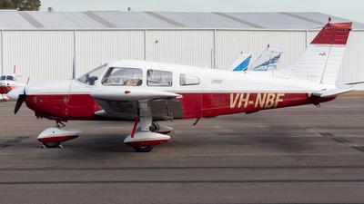 VH-NBF - Piper PA-28-180 Cherokee Archer - Private