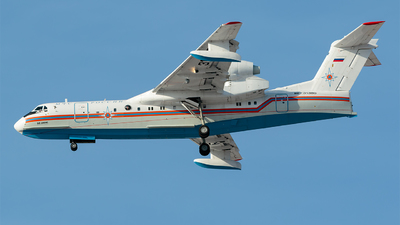 RF-31380 - Beriev Be-200ChS - Russia - Ministry for Emergency Situations (MChS)