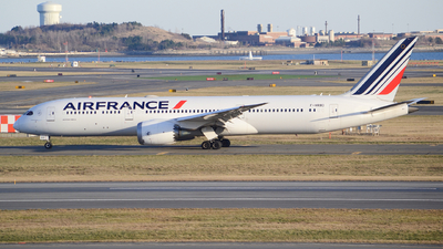 A picture of FHRBD - Boeing 7879 Dreamliner - Air France - © Jake Sevigny - kmht.jake