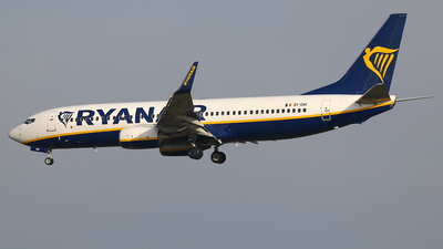 A picture of EIDAI - Boeing 7378AS - [33547] - © Nigel Fenwick