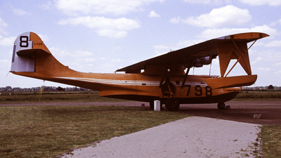 C-FIZO - Consolidated PBY-5A Catalina - Private