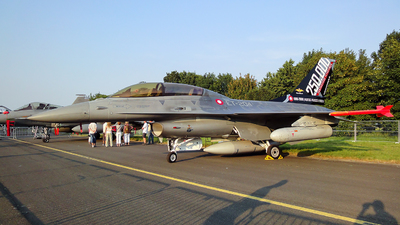 ET-204 - General Dynamics F-16BM Fighting Falcon - Denmark - Air Force