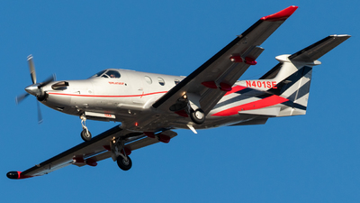 N401SE - Pilatus PC-12/47E - Private