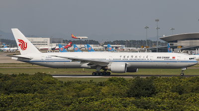 B-2040 - Boeing 777-39LER - Air China