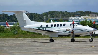 PT-JES - Beechcraft B200 Super King Air - Private