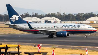 N788XA - Boeing 737-752 - Aeroméxico