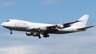 4L-GEO - Boeing 747-236B(SF) - Geo-Sky