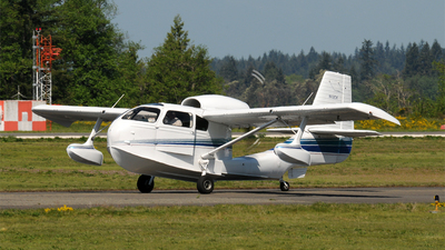 N12CX - Republic RC-3 Seabee - Private