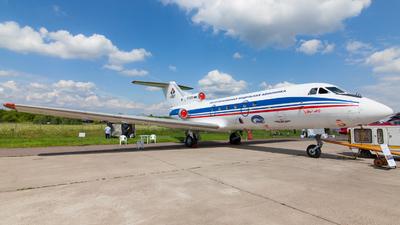 87938 - Yakovlev Yak-40K - Myachkovskie Avia