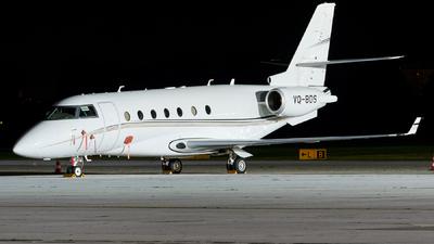 VQ-BDS - Gulfstream G200 - Private