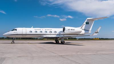 HZ-MS4C - Gulfstream G450 - Saudi Medevac