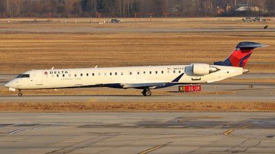 N924XJ - Bombardier CRJ-900ER - Delta Connection (Endeavor Air)