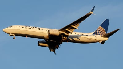 N75433 - Boeing 737-924ER - United Airlines