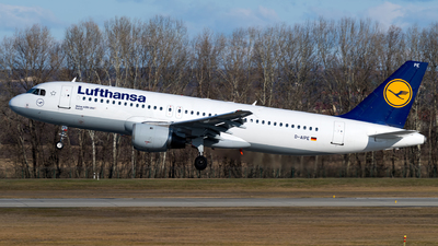 A picture of DAIPE - Airbus A320211 - [0078] - © Kuba Majek