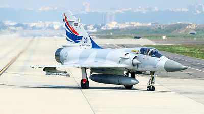 2020 - Dassault Mirage 2000-5EI - Taiwan - Air Force