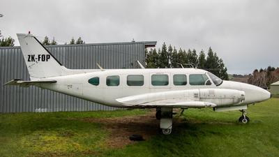 ZK-FOP - Piper PA-31-350 Navajo Chieftain - Private
