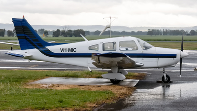 VH-MIC - Piper PA-28-151 Cherokee Warrior - Avwest Aviation