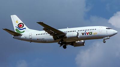 EC-GBU - Boeing 737-36E - Viva Air