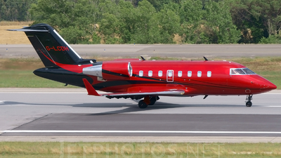 G-LCDH - Bombardier CL-600-2B16 Challenger 605 - TAG Aviation UK