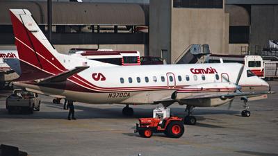 N370CA - Saab 340A - Comair