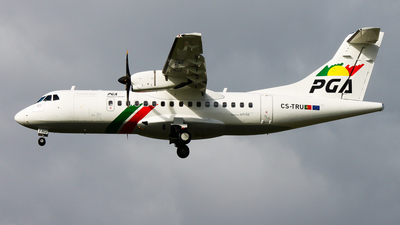 CS-TRU - ATR 42-600 - PGA Portugália Airlines (White Airways)