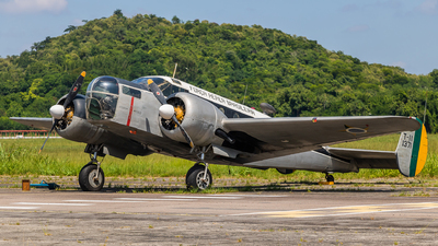 FAB1371 - Beech AT-11 Kansan - Brazil - Air Force