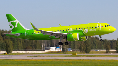 VQ-BGT - Airbus A320-271N - S7 Airlines