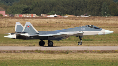 058 - Sukhoi Su-57 - Sukhoi Design Bureau