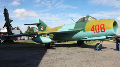 408 - WSK-Mielec Lim-5 - Poland - Air Force