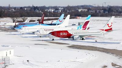 EDDV - Airport - Ramp