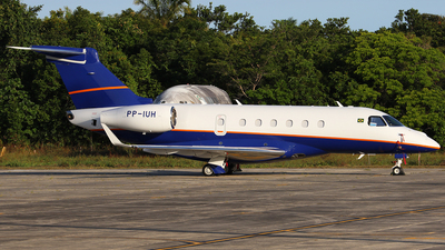A picture of PPIUH - Embraer Legacy 500 - [55000061] - © Sergio Mendes