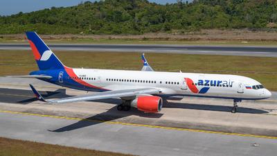 VQ-BEZ - Boeing 757-2Q8 - Azur Air