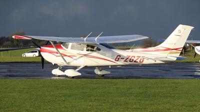 G-ZGZG - Cessna 182T Skylane - Private