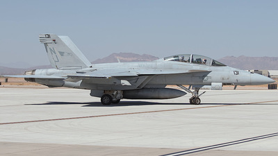 166849 - Boeing F/A-18F Super Hornet - United States - US Navy (USN)