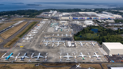 KPAE - Airport - Airport Overview